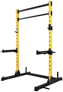 HulkFit Multi-Function Squat Rack