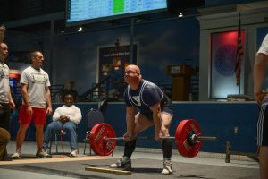 What is weight lifting?
