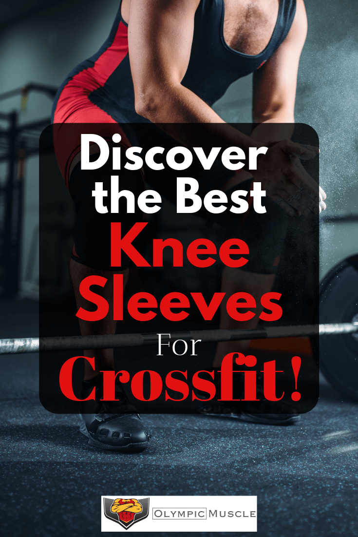 Knee pain can be one of the most annoying and limiting issues experienced by a CrossFit athlete. It's also one of the most common. In one study of several hundred CrossFit athletes, 8.3% of the participants suffered from knee injuries in a one year period.Whether you train for competition or just for the love of the sweat, it's important that you train comfortably and safely. By wearing a knee sleeve, you can prevent a serious injury and limit your pain. Click to learn more!