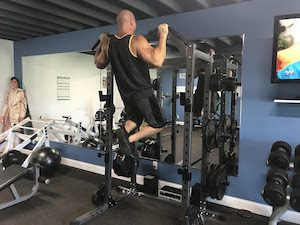 how to do a pull up step 3