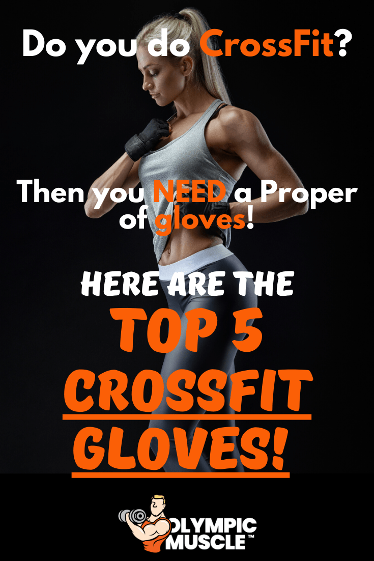 Best CrossFit Grips for Your Workout!