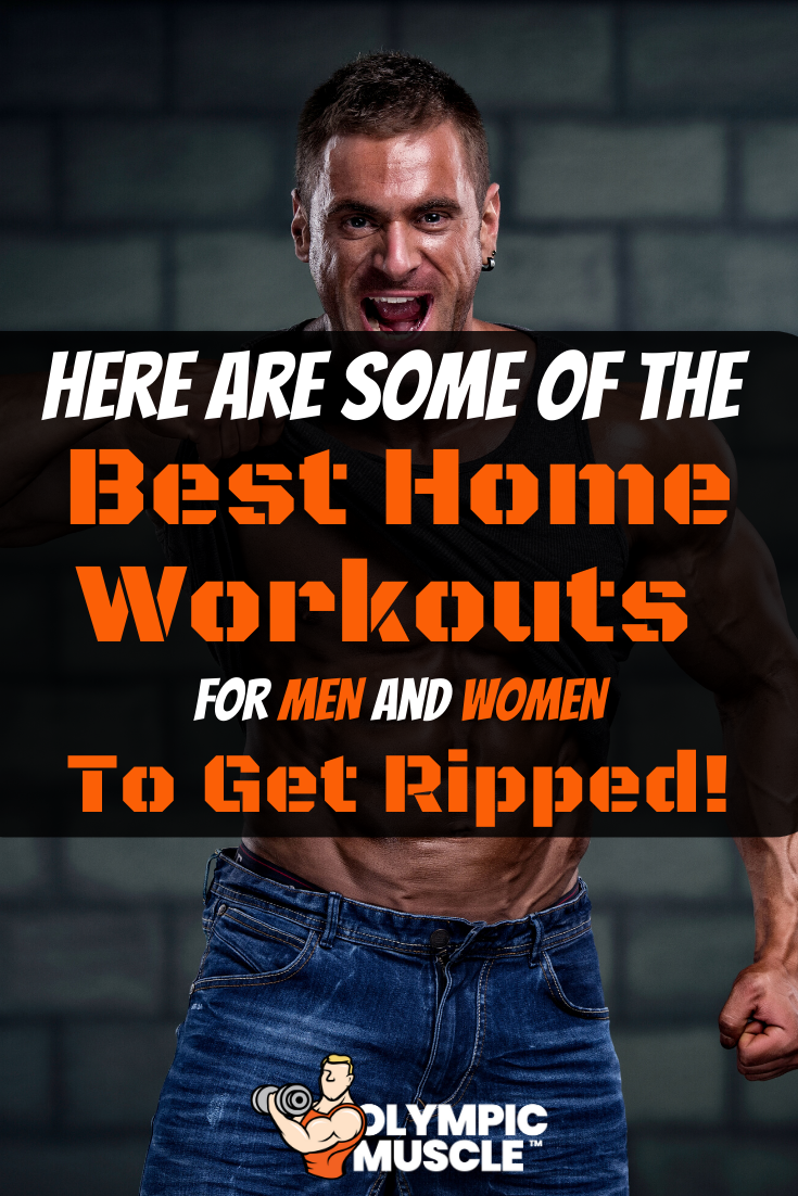 Best Home Workouts for Men