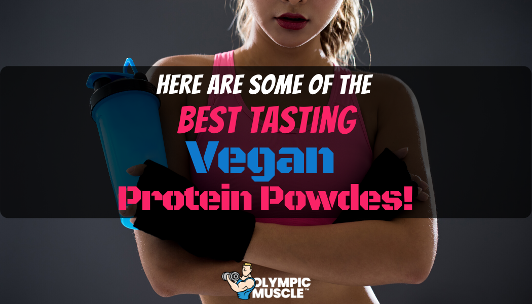 best tasting vegan protein powder