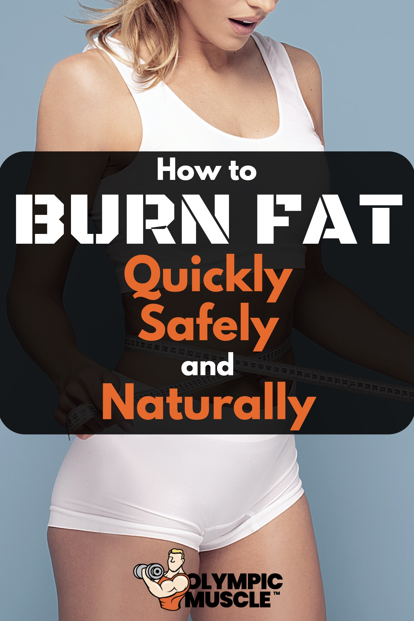 How to Burn Fat Naturally: Tips, Tricks, and Workouts